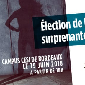 ELECTION DE LA FEMME SURPRENANTE 2018 – CAMPUS CESI BORDEAUX
